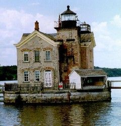 Point Lookout Lighthouse has had many documented paranormal activity since the 1860's. Ann Davis, the spirt of the lighthouse's 1st keeper, has been seen standing in the stairway and disembodied voices and strange noises have been recorded. Civil War figures have been seen wandering the basement/grounds searching for graves that were moved a century ago.