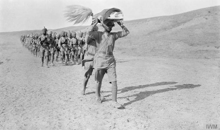The campaign in Mesopotamia 1914-1918.