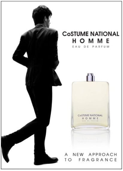 Homme by Costume NationalFragrance Ads, National Homme, Ads Campaigns, Costumes National, Amazing Advertising