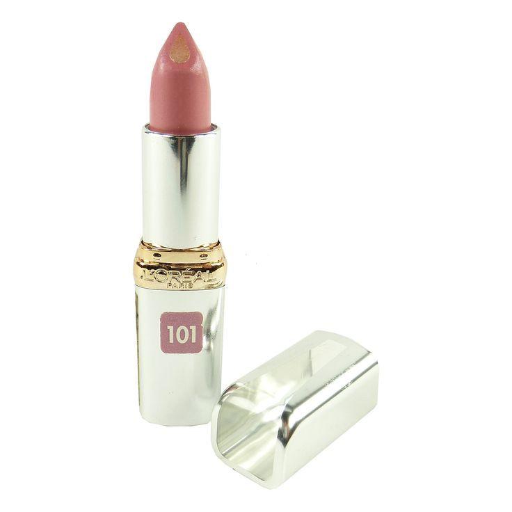 Loreal Colour Riche Lippenstift – 3,6 g – Make-up Lippenstift Farbe Kosmetik – # 101 Pink Passion   – Hautpflege