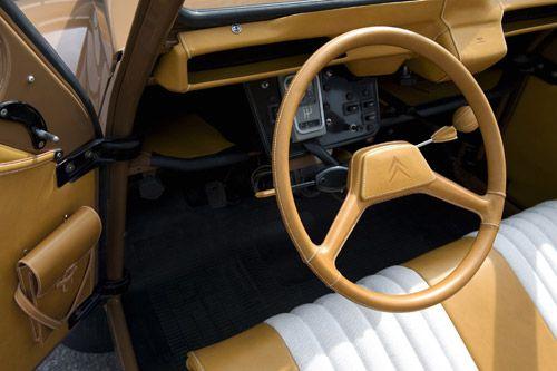 Citroën 2CV por Hermès
