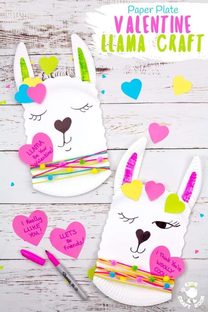 Paper Plate Llama Craft Preschool Crafts Pinterest Crafts For