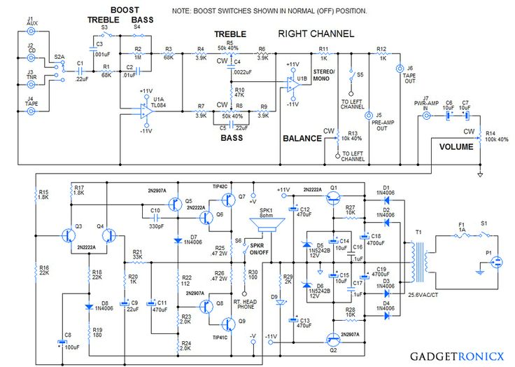 671 Best Amps Images On Pinterest Audio Vacuum Tube And Circuit