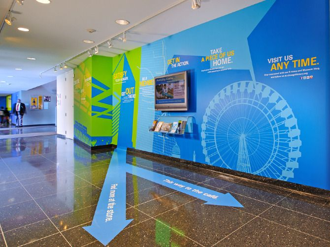 Best 25 floor graphics ideas on pinterest floor signage for Environmental graphics giant world map wall mural