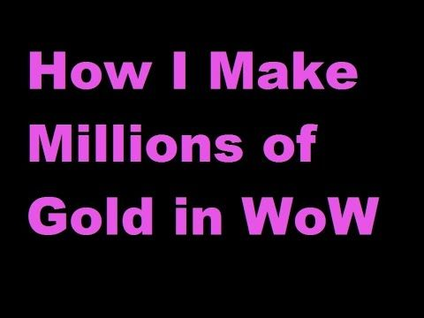 WoW Legion Gold Farming Guide - How to Make Millions of Gold - http://freetoplaymmorpgs.com/world-of-warcraft-online/wow-legion-gold-farming-guide-how-to-make-millions-of-gold
