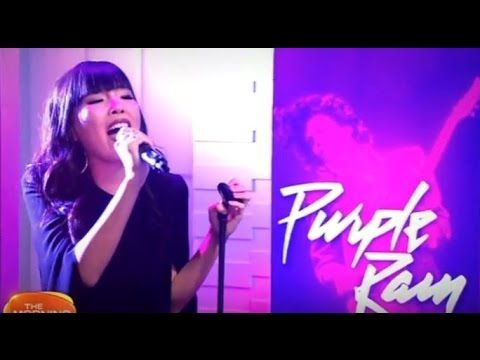 Dami Im - Purple Rain (SONG ONLY) - Prince Tribute - The Morning Show - ...