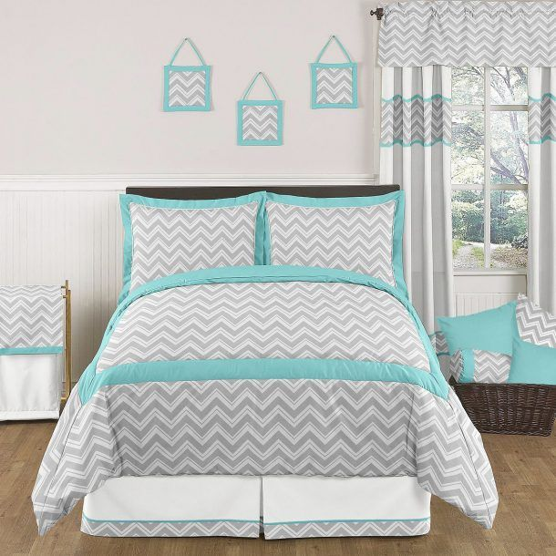 25 Best Ideas About Chevron Bedding On Pinterest