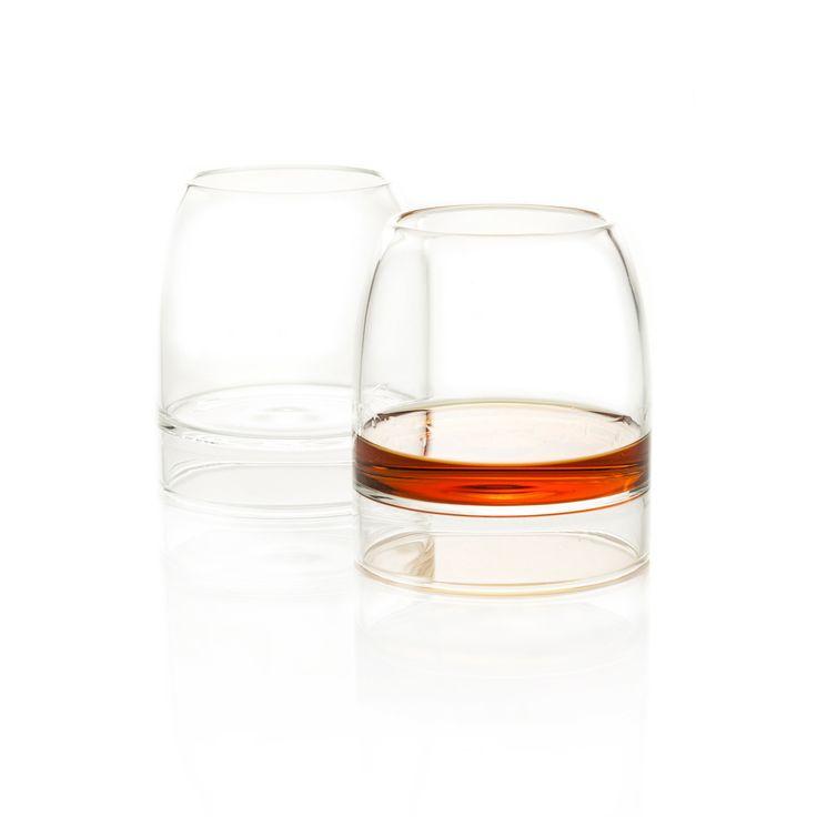 Rare Whiskey Glasses - Set of 2