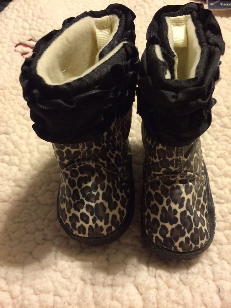 Toddler Girls Boots Size 2   | eBay