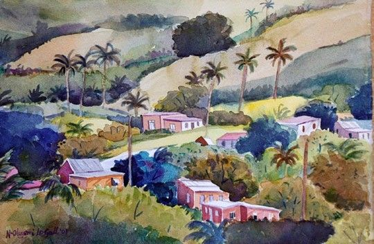 Explore The Beauty Of Caribbean: 11 Best Art - Barbados Images On Pinterest