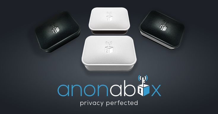 Anonabox routers add a robust layer of anonymity & privacy while browsing online. Bypass big data collection, censorship, & cookies. Access the deep web.