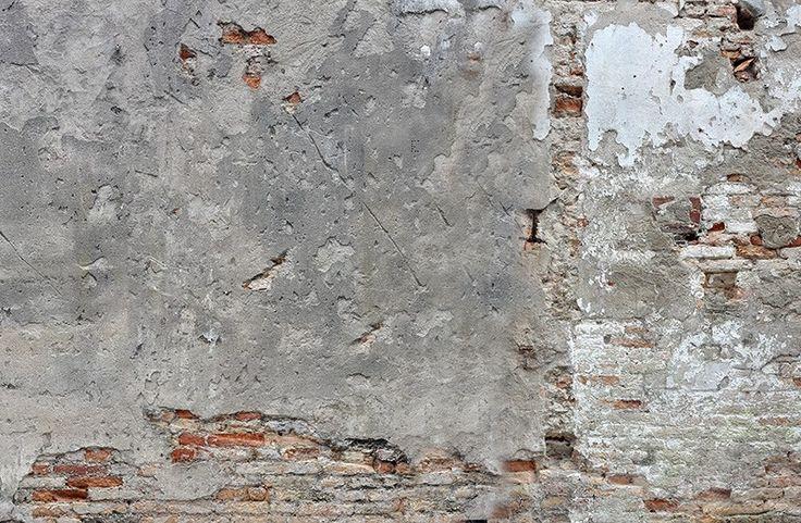 Fotobehang: Stenen Muur 1