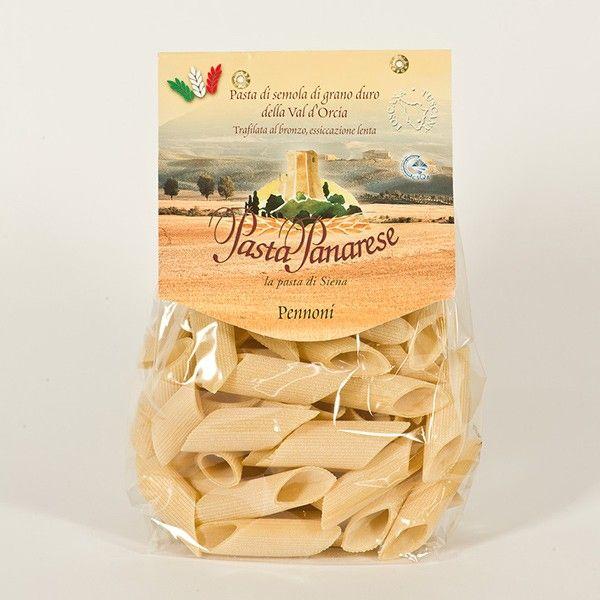 Vendita online | Pennoni Pasta di semola di grano duro sacchetto da gr.500 Pasta Panarese - Gastronomia - Prodotti Italiani