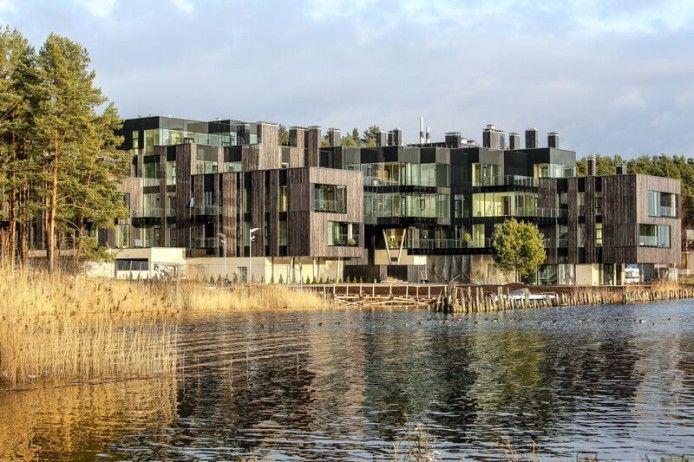 Латвийский проект THE PEARL получил награду престижного конкурса