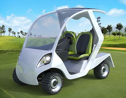 "Check out new work on my @Behance portfolio: ""Golf Car Concept"" http://on.be.net/1RzI1cK"