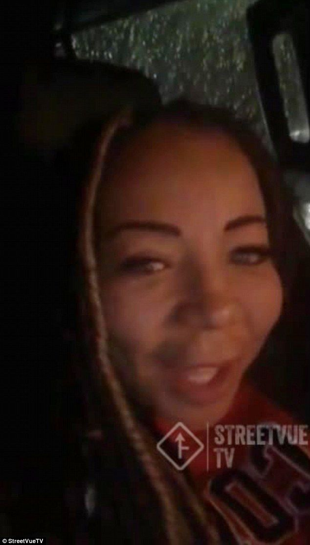 Harsh words: Tameka 'Tiny' Cottle-Harris had stern words for estranged husband, rapper TI, in a live stream reposted by StreetVue TV on January 14
