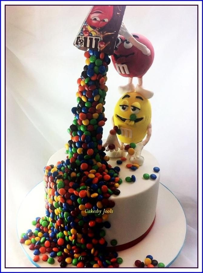 50 best MM Cakes Cakes Treats images on Pinterest M m cake