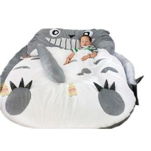 Awesome Gadgets And Gizmos: My Neighbor Totoro Sleeping Bag Sofa Bed Twin Bed Double Bed Mattress for Kids It's huge and very very warm. It looks pretty much as pictured and is a very usable sleeping bag. THE KIDS LOVE IT. http://awsomegadgetsandtoysforgirlsandboys.com/awesome-gadgets-and-gizmos/ Awesome Gadgets And Gizmos: My Neighbor Totoro Sleeping Bag Sofa Bed Twin Bed Double Bed Mattress for Kids