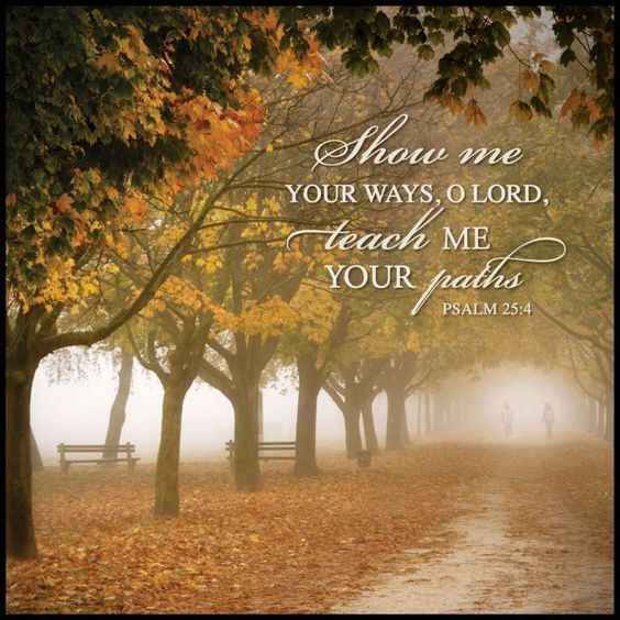 "thelordismylightandmysalvation: "" Psalm 21:4 "" Psalm 25:4 (NKJV) - Show me Your ways, O LORD; Teach me Your paths."