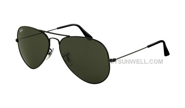 http://www.mysunwell.com/best-sellers-181334.html RAY BAN RB3025 AVIATOR SUNGLASSES SHINY BLACK FRAME CRYSTAL DEEP FOR SALE Only $25.00 , Free Shipping!