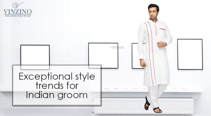 Exceptional #style trends for #Indian #groom #wedding #menswear #fashion