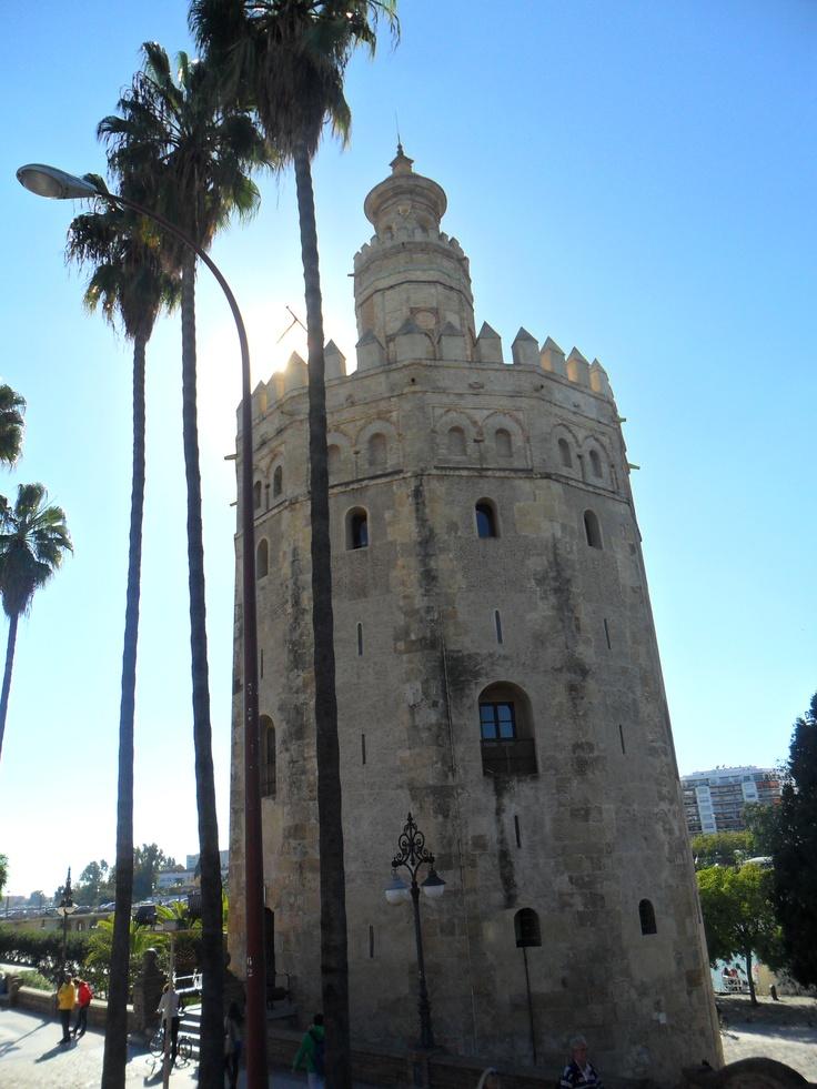 Torre de Oro!