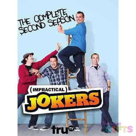 IMPRACTICAL JOKERS:SEASON TWO
