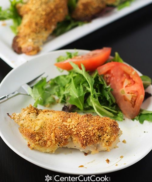 Parmesan Crusted Chicken | Recipe | Easy meals, The ...