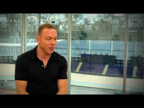 Exclusive Sir Chris Hoy Velodrome Interview | Glasgow 2014 | XX Commonwe...