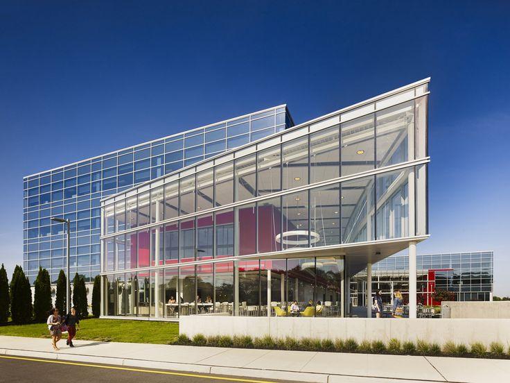 Burlington Stores New Headquarters / KSS Architects © Halkin Mason Photography