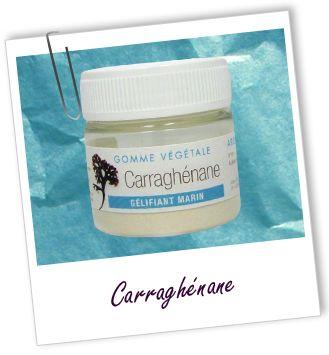 Gomme Carraghénane Aroma-Zone