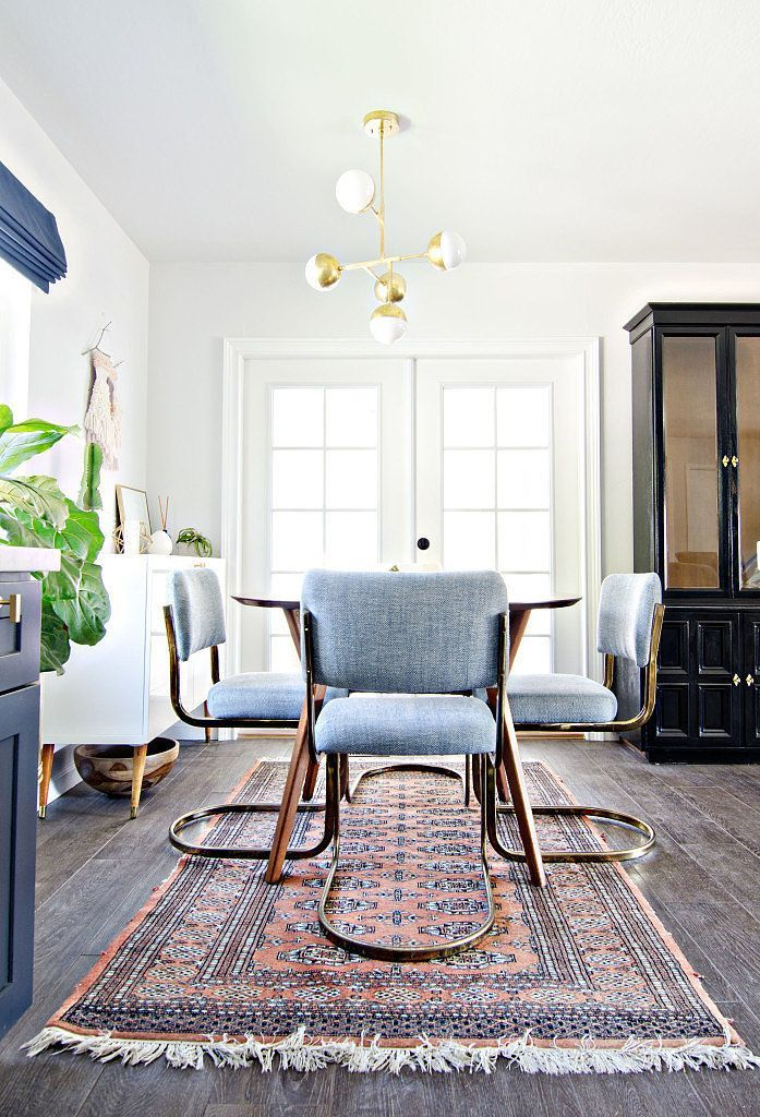 25 Best Ideas About Eclectic Dining Rooms On Pinterest