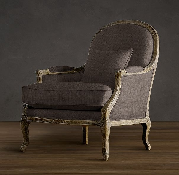 1000 images about heather w on pinterest burlap chair for Who manufactures restoration hardware furniture