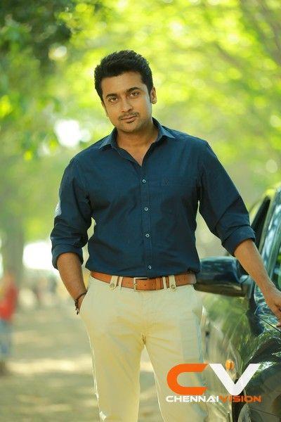 www.chennaivision.com - Tamil Actor Surya Stills