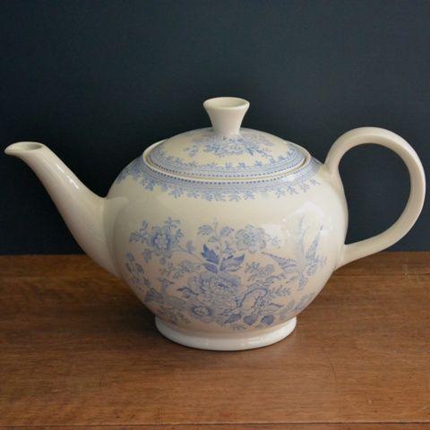 Burleigh teapot www.oaktreelane.com.au