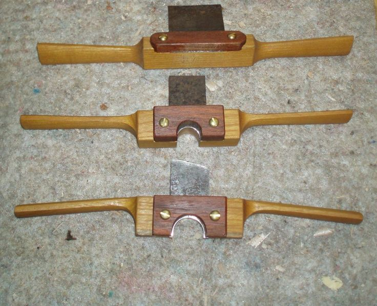 Go Devil by Lazy K -- Hi; I have been a Cabinetmaker since 1982. and have made many of my own tools.  here's a sample for starters. I currently live outside of Philadelphia. Current focus is on early and pre-colonial/medieval furniture types.  some tiny luthier's planes, several saw frames, Handles (gotta make your own), 2 spoke shaves w/ bone inserts and 3 go-devils, home made inshave. thanks for...