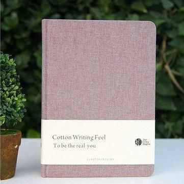 Cotton Cover Journal