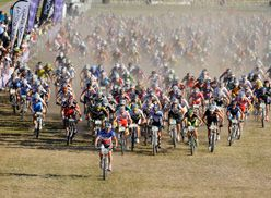 "30th ROC D'AZUR, FROM 9th TO 13th OCTOBER 2013! within 2 days,thousands of mountain bikers will attend the event to compete in the Maures Hills,  #Fréjus and #Roquebrune-sur-Argens. The ""Roc d'Azur"" is the biggest mountain bike competition in Europe. #LeVar"