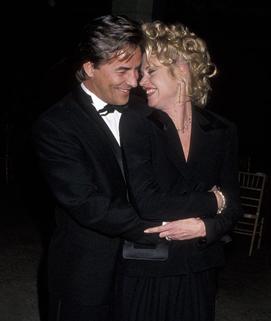 Celebs Who Married the Same Person Twice - mom.me Melanie Griffith and Don Johnson