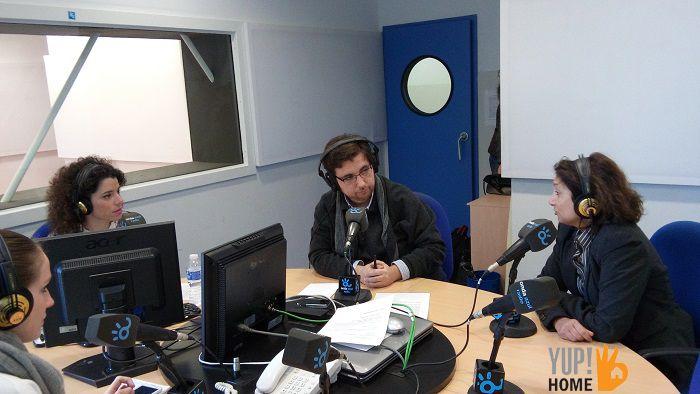 Entrevista en Onda Azul Radio