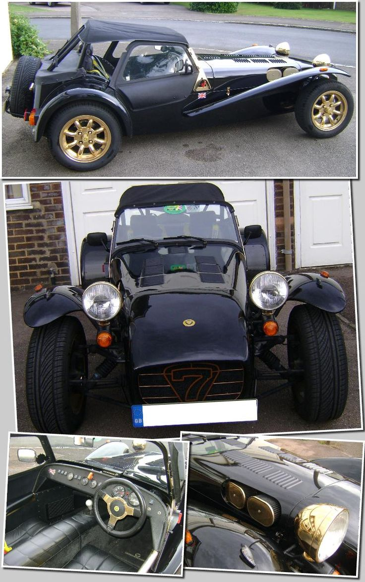 Lotus 7 kit car usa - Just Love These Cars