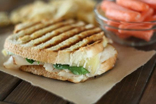 30 Dinner Ideas in 30 minutes or less! Cajun Turkey and Brie Panini and lots more!