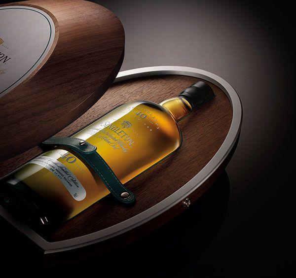 Singleton Whisky, 40 years old on Behance