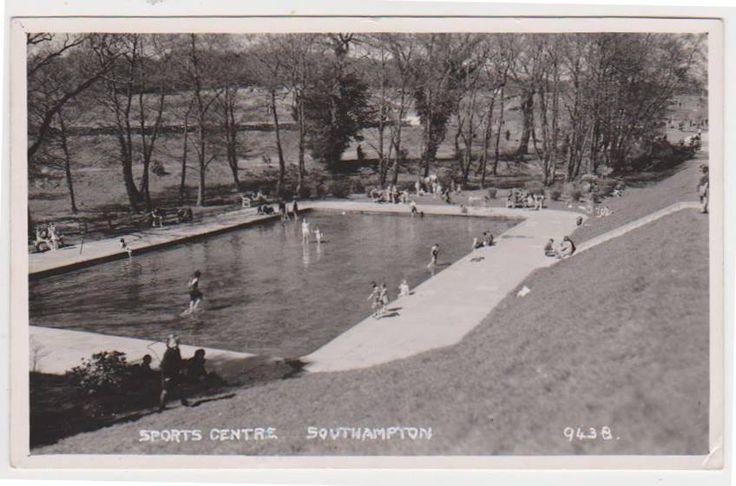 The Paddling Pool Southampton Sports Centre Southampton Uk My Home Town Pinterest