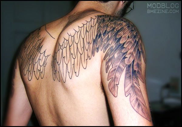 Angels Among Us | BME: Tattoo, Piercing and Body Modification News