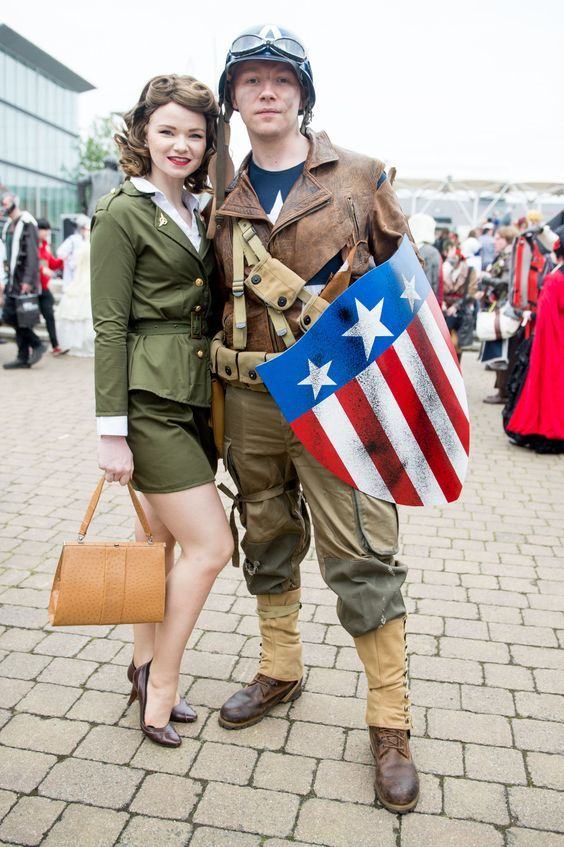 60+ Halloween Costumes for Couples 2016 - Best Ideas for Couples Costumes