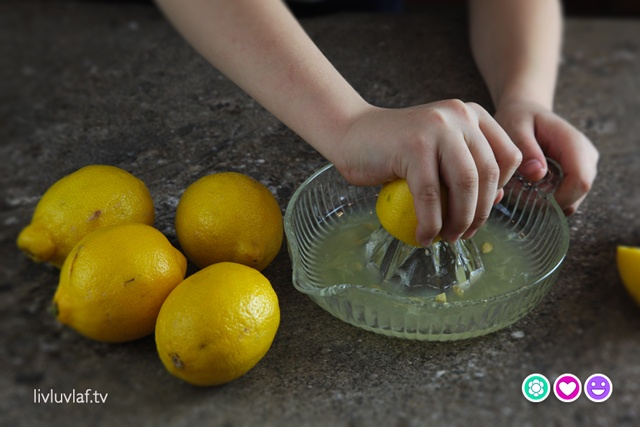 Get to work! Squeeze those lemons. :-) http://www.livluvlaf.tv/squeezing-lemons/