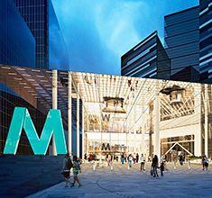 Här samlas det bästa inom såväl mode, sport och skönhet som inredning och teknik. Och mat! Nämnde vi biografen? Sveriges första IMAX®, Nordens största dukar och VIP-salonger. Upplev shopping och nöjen på ett helt nytt sätt. Välkommen till Mall of Scandinavia.