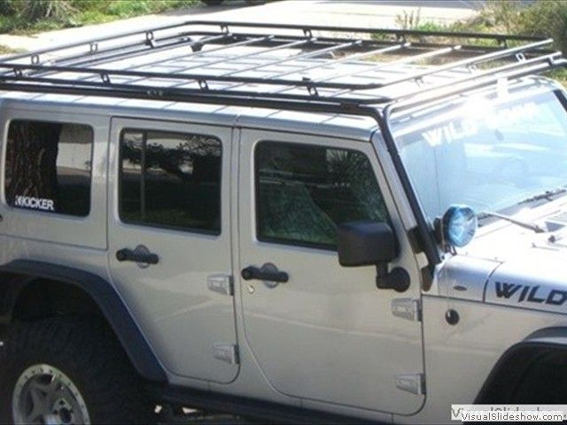 Wild Boar Products - Jeep Racks, Jeep Tops and Jeep Accesories<br />