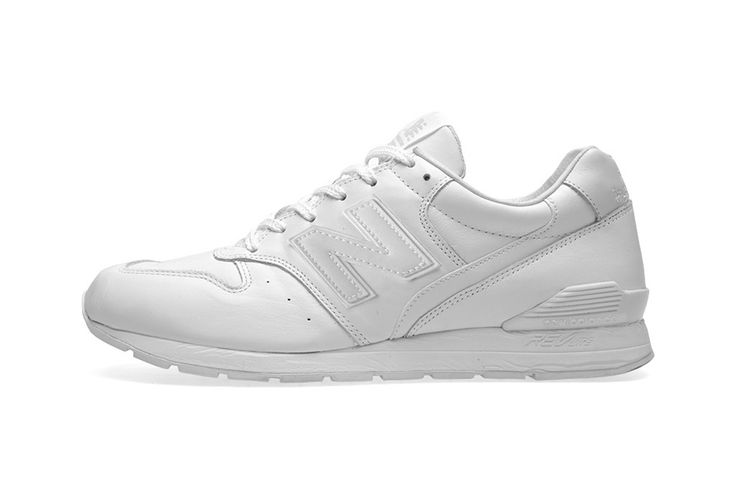 Image of New Balance M996 White/White